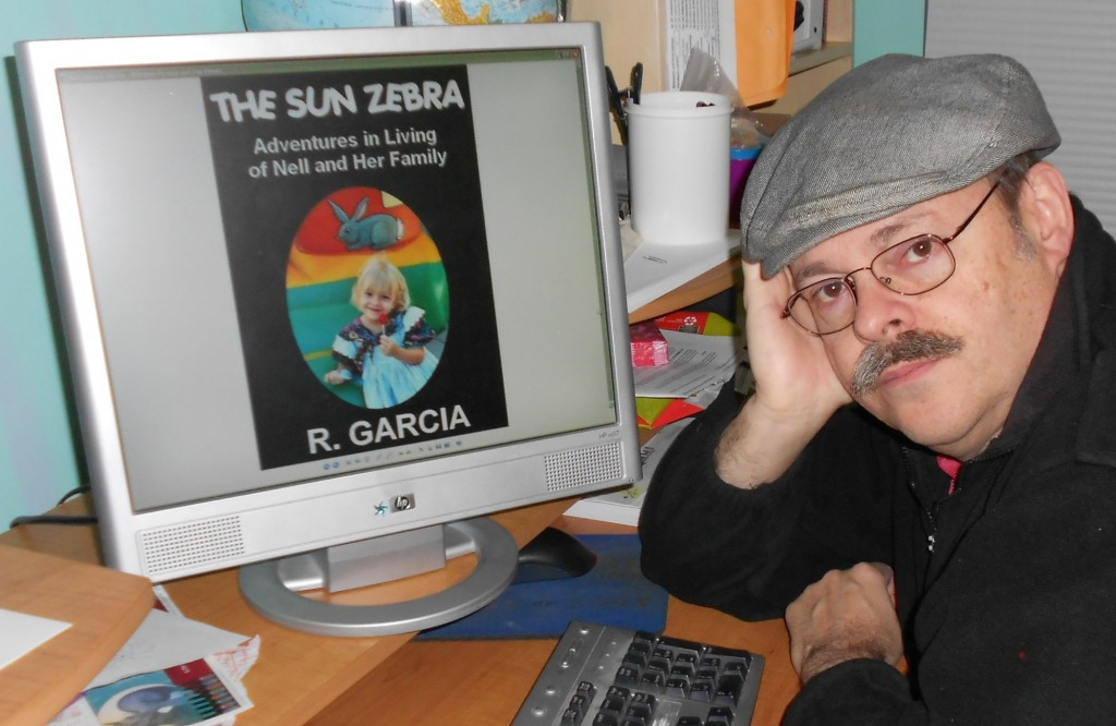 Rolando Garcia, indie authors, self-publishing, author interviews, book reviews, jeriwb, jeri walker-bickett