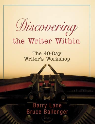 Discovering the Writer Within