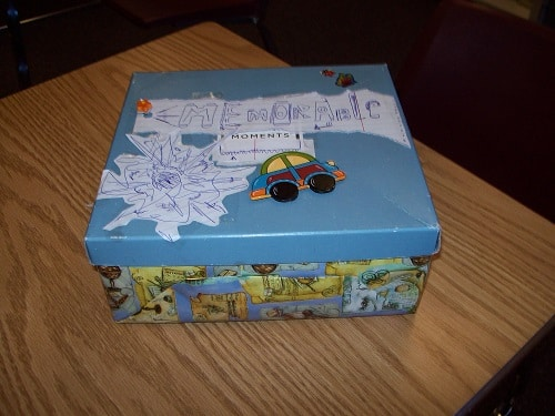 Picture of Memoir Box