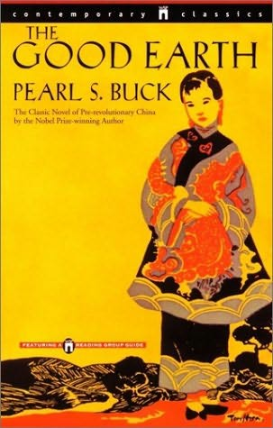 Cover of The Good Earth by Pearl S. Buck