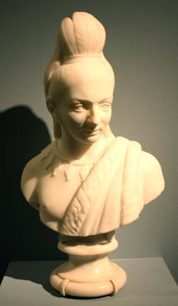 Edmonia Lewis Hiawatha Sculpture