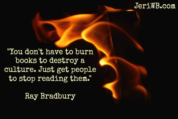Ray Bradbury Quote - Word Bank Writing & Editing