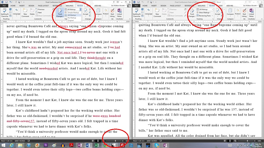 Essay proofreading and editing vs copyediting