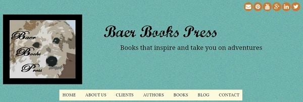 Picture of Baer Books Press Header