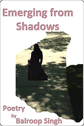Balroop Singh Emerging from Shadows book cover