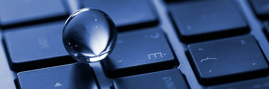 picture of keyboard with sphere from freeimages.com