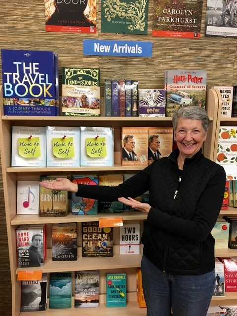 Photo of Laurie Buchanan by Bookshelf