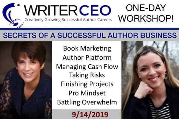 Authorpreneur Workshop Image